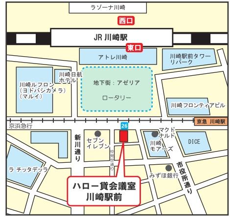 川崎マップ
